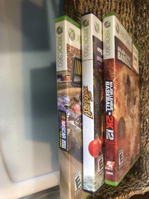XBOX 360 games $3 each for Sale in Payson, AZ