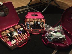 Bratz doll collection for Sale in Cloutierville, LA
