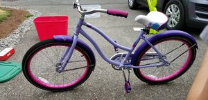 "Huffy 24"" Cranbrook Girl's Cruiser Bike for Sale in Renton, WA"