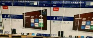 """65S421 65"""" TCL UHD 4K ROKU TV for Sale in Loma Linda, CA"""
