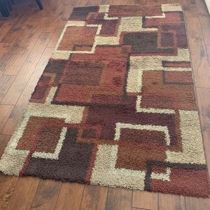 Red/Multi Area Rug - 5x8 for Sale in Buena Park, CA