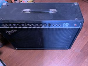 Fender FM212R amp for Sale in Tacoma, WA