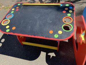 Kid's desk and chair for Sale in Princeton, NJ