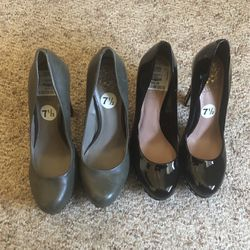 2 New Pair Of Vince Camuto Heels (Bundle) for Sale in Camden,  SC