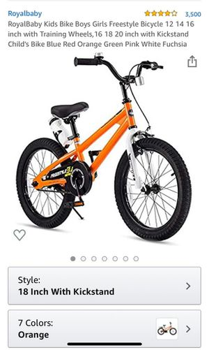 """Brand new unopened Royalbaby 18""""bike for sale. for Sale in Franklin, TN"""