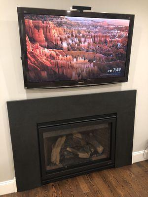 "Panasonic TV 1080P Plasma 54"" TC-P54VT25 for Sale in Sudbury, MA"