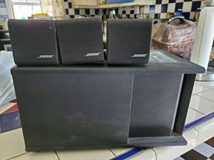 BOSE ACOUSTIMASS 4 HOME THEATER SPEAKER SYSTEM for Sale in Greensboro, NC
