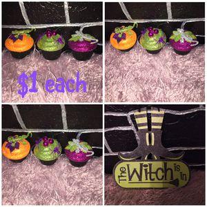 Halloween 🎃 decorations $1 each for Sale in Burlington, NC