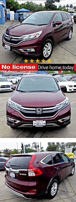 2016 Honda CRVEX 2WD for Sale in South Gate,  CA