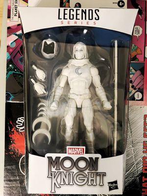 Marvel Legends Moon Knight for Sale in Centreville, VA