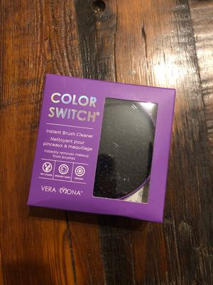 Color Switch Makeup Brush Cleaner for Sale in Tucson, AZ