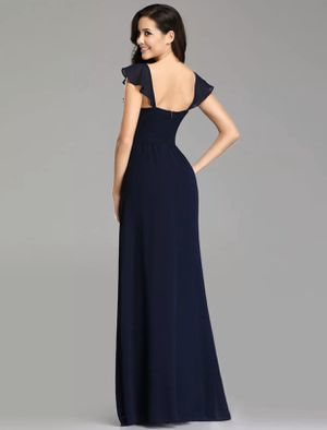 Ever-pretty long ruffle side slit bridesmaid/evening prom dress   size 6   for Sale in North Las Vegas, NV
