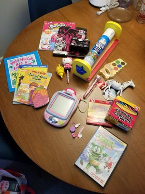 Kids toy, craft, book lot for Sale in Des Plaines, IL