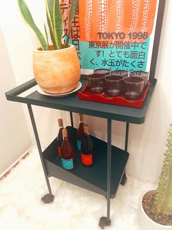 Dims Barbican Trolley II / Bar Cart for Sale in Los Angeles, CA