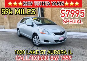 2009 Toyota Yaris for Sale in Aurora, IL