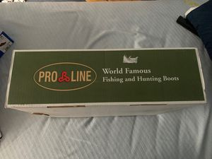 Pro Line World Famous Fishing and Hunting Boots for Sale in Reynoldsburg, OH