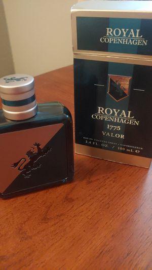 Royal Copenhagen 1775 VALOR (men's calogne 3.4oz) for Sale in Portland, OR