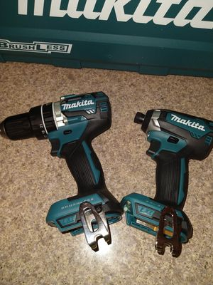 Makita 18V Brushless Impact / Hamer Drill for Sale in Chula Vista, CA