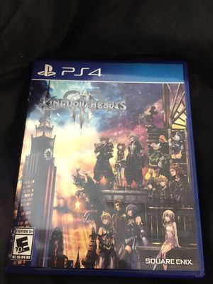 Kingdom hearts 3 for Sale in Perryville, MD