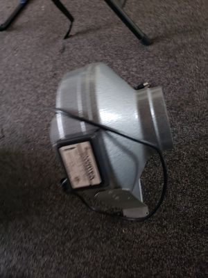 4 in can fan for Sale in San Diego, CA