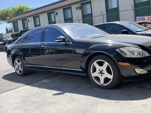 08 S550 Mercedes part out for Sale in Paramount, CA