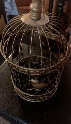 Bird cage decoration for Sale in La Mesa, CA
