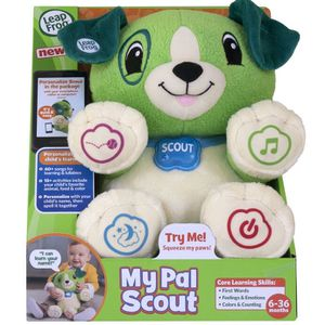 New LeapFrog My Pal Scout, Plush Puppy, Baby Learning Toy for Sale in Kissimmee, FL