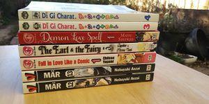 Shojo Variety Manga Lot for Sale in Colma, CA