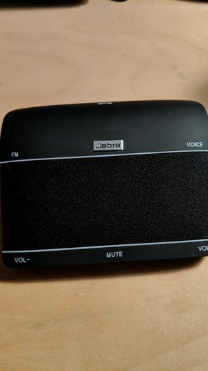 Jabra Freeway HFS100 Bluetooth Speaker for Sale in Seattle, WA