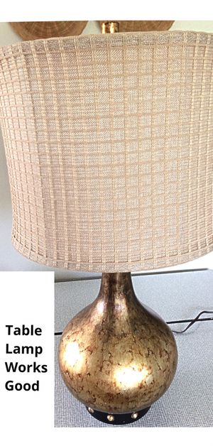 """32"""" tall lamp. . in Delray Beach.. .MAKE OFFER.. for Sale in Delray Beach, FL"""