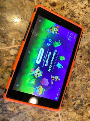 Amazon Fire Tablets (2) for Sale in Snohomish, WA