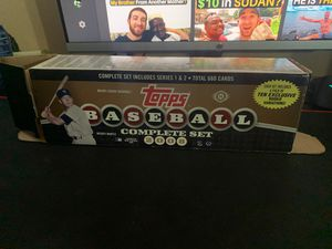 Topps baseball cards for Sale in Beckett Ridge, OH
