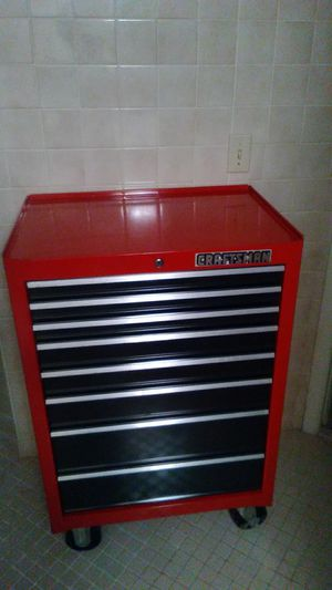 Tool box craftsman pro. Model. Usa made for Sale in Coral Springs, FL