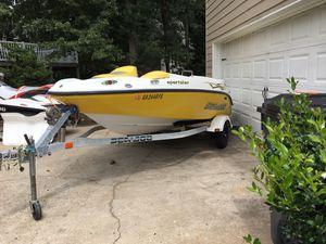 2005 Seadoo Sportster 155HP 4 stroke Jet Boat for Sale in Lawrenceville, GA