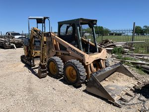 Skid steer and mini excavator for sale for Sale in Del Valle, TX