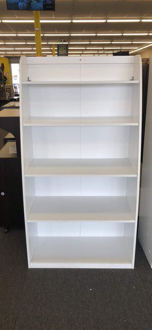 Kids White BookCase JM (Income-Tax Special!!) for Sale in Houston, TX