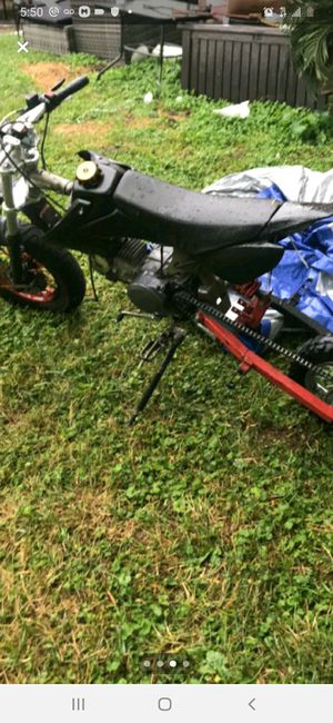 Drag Dirt Bike for Sale in Taylor, MI