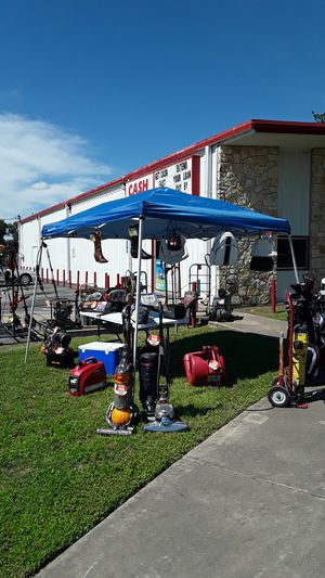 Cash pawn tent sale day! -Georgetown location- for Sale in Georgetown, TX