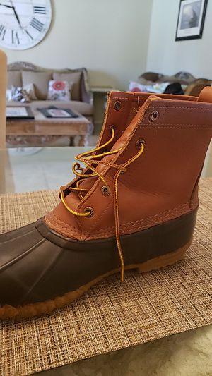 Cabelas mens boots size 10 for Sale in Phoenix, AZ