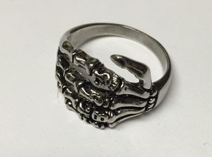 Skeleton Hand Ring Stainless Steel for Sale in Denver, CO