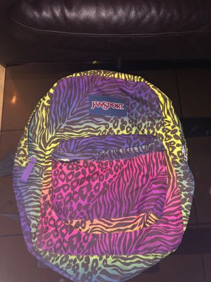 Jansport backpack for Sale in Baldwin Park, CA