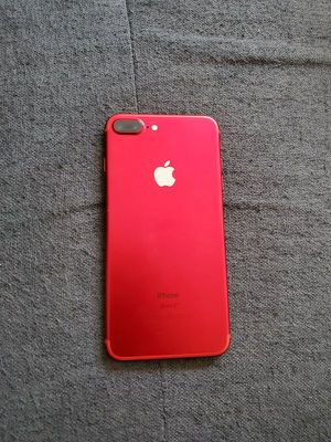iPhone 7 Plus 128GB AT&T H2o Cricket for Sale in Northridge, CA