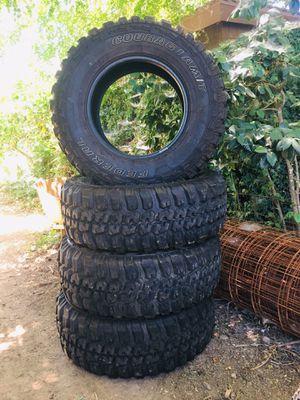NEW MUD TIRES! LT285/70/R17 for Sale in Rancho Cordova, CA