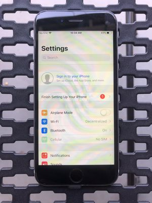 iPhone 6S 64G for ATT, Cricket Great Condition, Everything works! for Sale in Fresno, CA