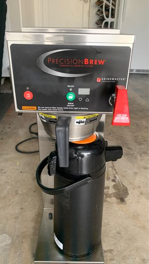 Grindmaster B-SAP commercial coffee maker for Sale in Huntington Beach, CA