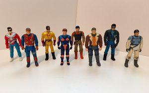 1980's M.A.S.K. (MASK mask) Action figure lot for Sale in Medford Lakes, NJ