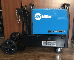 Miller 255 Welder for Sale in Torrance, CA