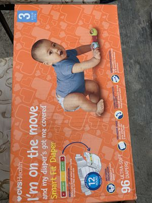 Baby diapers for Sale in South El Monte, CA