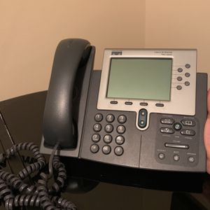 Cisco IP Phone 7961 Series for Sale in Fort Lauderdale, FL