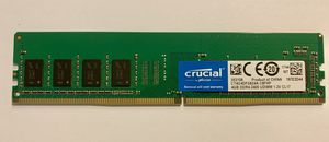 DDR4 4gb DIMM stick for Sale in Tempe, AZ